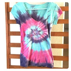 Tie Dyed Ultra Soft Tee